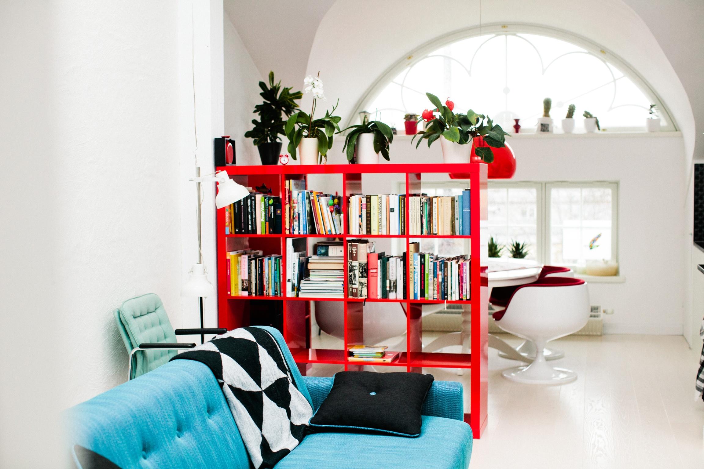 punane raamaturiiul kodu
