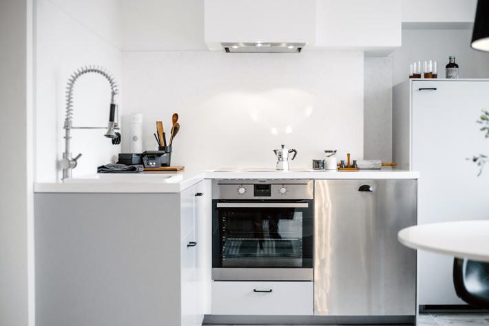 Oot-Oot / Stiilne Skandinaavia korter Kalamajas / köök