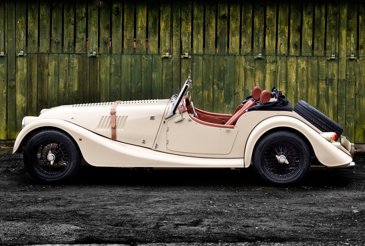2012-Morgan-Roadster-white-side
