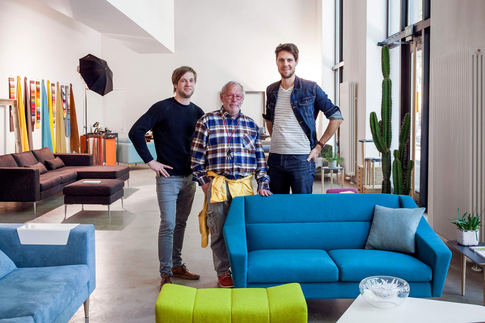Finnish Design Legend Ristomatti Ratia visiting | Oot-Oot Blog
