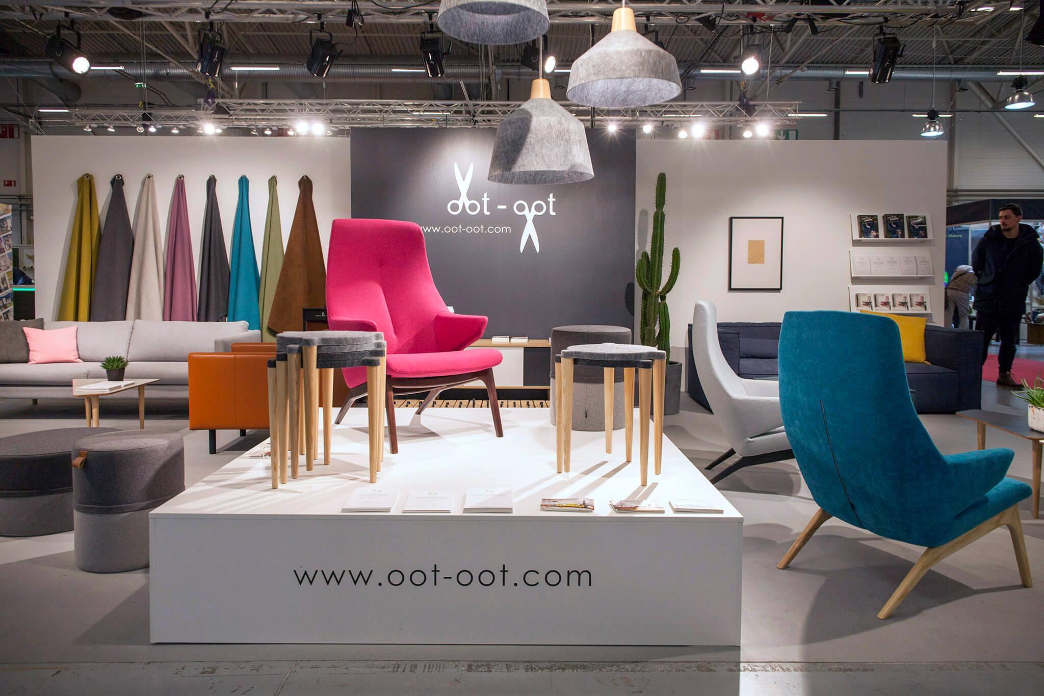Oot Oot_Stuudio_Mess_Interjoor_2017_01. Recently We Took Part Of Interior  And Design Fair ...
